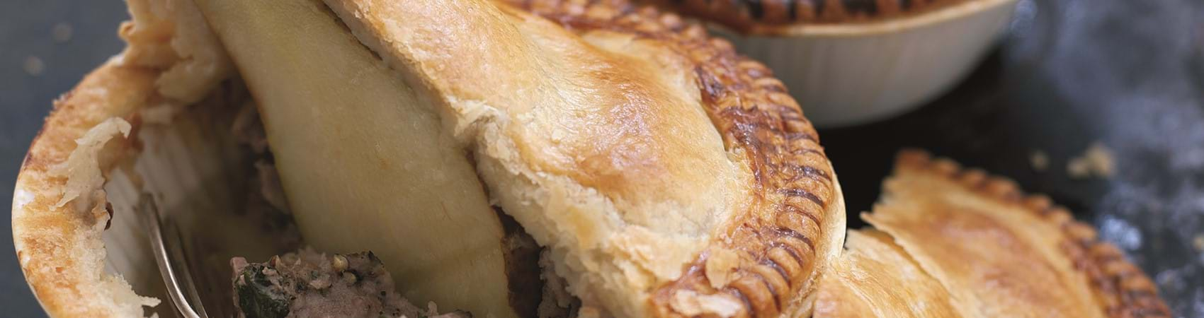 Fidget Pie With Pears And Honey