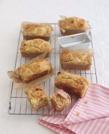 Ploughman's Mini Bacon Loaves