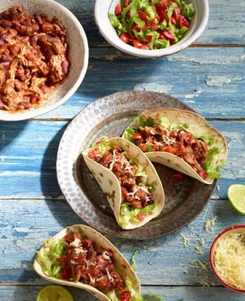 Slow Cooker Pulled Pork Chilli Con Carne