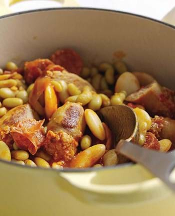 Sausage And Bean Cassoulet