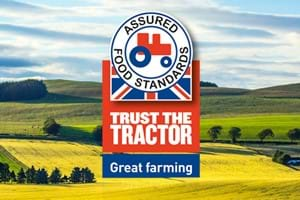 Red Tractor Pork