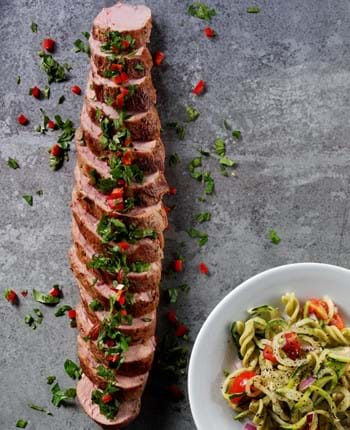 Pork Fillet Recipes