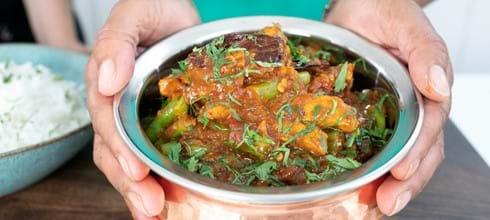 Discover an Indian Curry