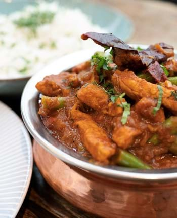 Keralan Pandi - South Indian Coconut-Pork Curry