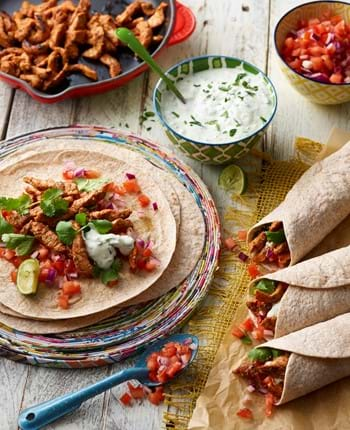 Quick and Easy Pork Fajitas