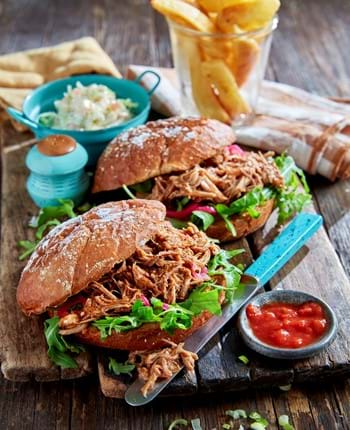 Louisiana-Style Pulled Pork